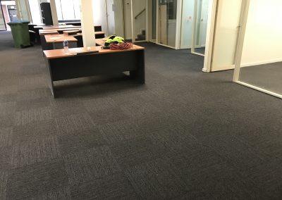 Acoufelt Carpet Tile - office