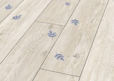 Villeroy & Boch Laminate Heritage 8mm Blue Leaf